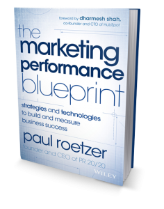 Paul Roetzer marketing-performance-blueprint